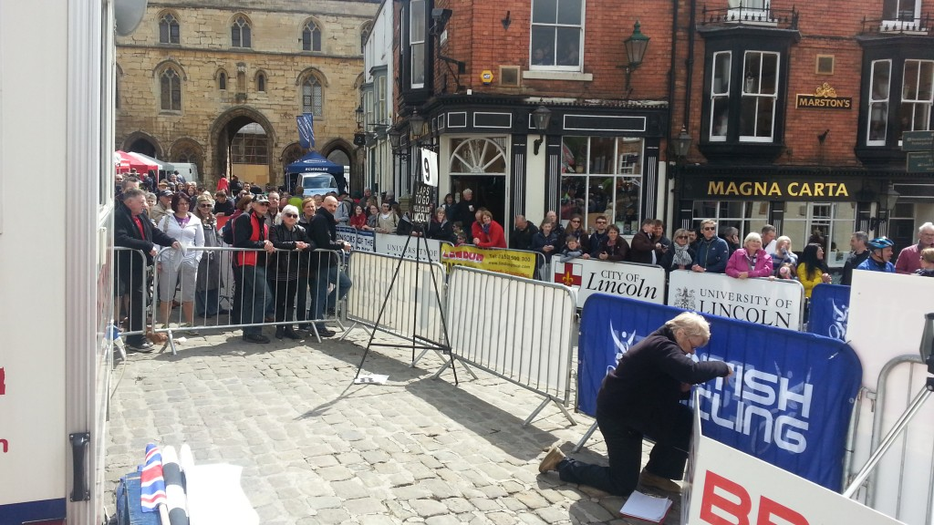 Lincoln Grand Prix Cycle Race 2013