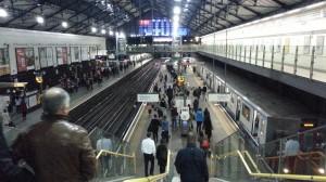 Earl's Court Tube Station, London