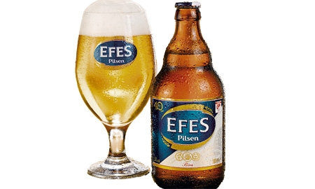 Efes Beer, Turkey