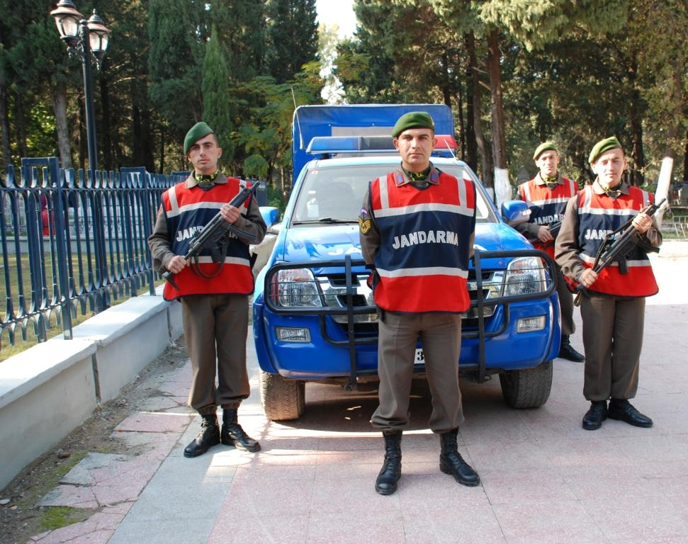Jandarma - Image credit - http://www.adana.gov.tr