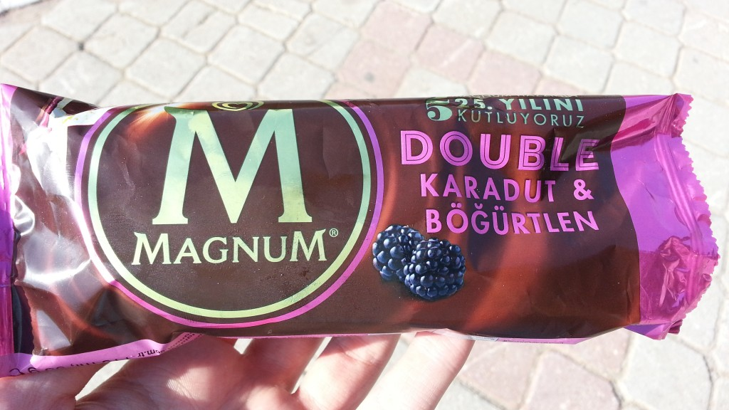 Magnum Raspberry Turkey