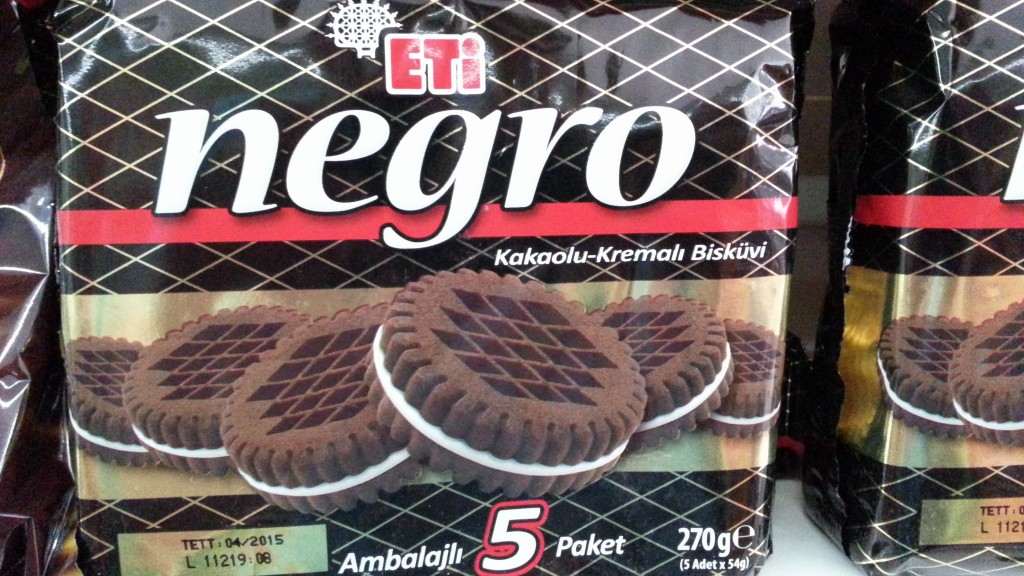 Negro biscuits